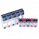 ブラザースタンプ 専用補充インク ボトル式(20cc) 青
