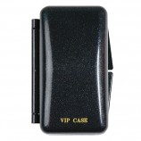 VIP角印 18mm 黒